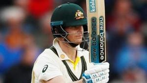 File image of Australian cricketer Steve Smith.(Action Images via Reuters)