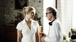 Scarlett Johansson and Woody Allen have worked together on multiple films.