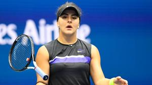 Bianca Andreescu of Canada(USA TODAY Sports)