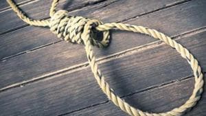 Hanging, poisoning and shooting are the most common suicide methods, the WHO said as it urged governments to adopt suicide prevention plans to help people cope with stress and to reduce access to suicide means.(HT Photo)