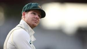 Australia cricket Steve Smith was involved in ball tampering scandal.(Reuters)