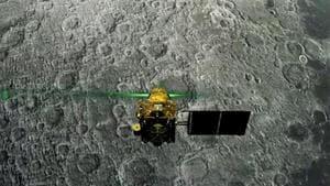 Bengaluru: Live telecast of soft landing of Vikram module of Chandrayaan 2 on lunar surface, in Bengaluru, Saturday, Sept. 7, 2019.(PTI file pjoyo)