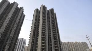 The state cabinet on Monday cleared a proposal to create a policy that will render a person ineligible for a house through a government scheme if he or his immediate family has been allotted a house through scheme anywhere in Maharashtra.(Photo by Sunil Ghosh / Hindustan Times)