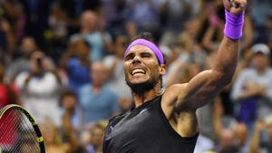 Rafael Nadal, 33, nineteen going on twenty?