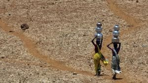 Climate change is expected to alter the frequency and magnitude of droughts , dry land (arid) regions are disproportionately at risk, the UN report said.(AP FILE)