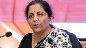 Finance Minister Nirmala Sitharaman(PTI file photo)