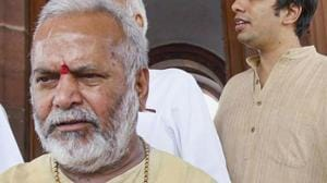 BJP leader and former Union minister Swami Chinmayanand has been quizzed by the SIT for around seven hours in connection with a law student's allegation that he raped her, his counsel said on Friday.(HT File Photo)