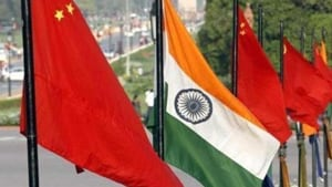 External affairs ministry spokesperson, Raveesh Kumar, told a regular news briefing there are existing mechanisms between the two sides to address such issues.(HT image)