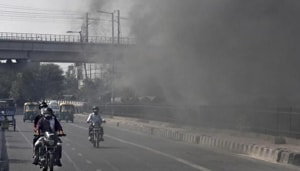 The response perhaps is still not proportionate to the scale of the problem, and cleverly highlights one non-Delhi based pollution source -- crop burning -- but at least the needle has moved towards proactive policy measures.(HTimage)