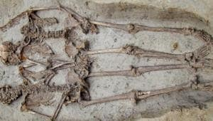 The scientists said it was impossible to determine the sexual orientation of the two skeletons. They could have been friends, brothers, or war comrades.(Source: archeomodena.it)