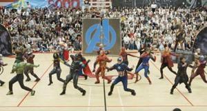 Avengers Endgame: High school kids recreate climax fight scene, Mark Ruffalo calls it 'mind blowing'. Watch