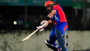 Mohammad Nabi was the star with the bat(ICC Twitter)