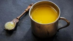 Ghee contains various health benefits, including stronger bones.