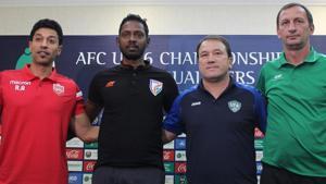 India take on Turkmenistan in AFC U-16 Championship qualifier