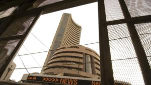 The Bombay Stock Exchange Limited.(Hindustan Times Media)