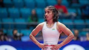 Vinesh Phogat:Five big achievements of Indian wrestling's golden girl
