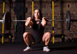 Squats are the best exercise if done in the right way.(Shutterstock)