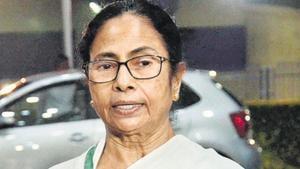 West Bengal Chief Minister Mamata Banerjee.(ANI Photo)