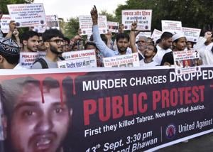 Jharkhand lynching case:Murder charge reimposed against 11 accused of killing Tabrez Ansari