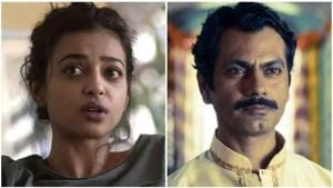Radhika Apte bags best actress nom, Sacred Games gets best drama nod at International Emmys. Complete list of nominees