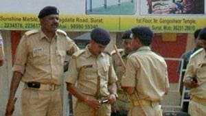 UP Police register FIR against students who were lathi charged in Hardoi