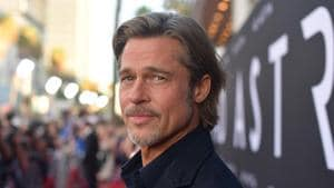 Brad Pitt attends the premiere of 20th Century Fox's Ad Astra at The Cinerama Dome.(AFP)