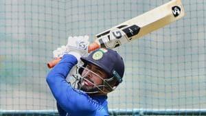Indian cricketer Rishabh Pant(PTI)