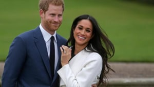 Prince Harry, Meghan and their son will touch down in the coastal city of Cape Town for the first leg of their 10-day southern Africa trip.(AFP File)