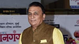 File image of Sunil Gavaskar(PTI)