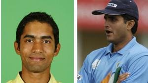 'Kaun hai ye pagal': When Ganguly didn't recognise Karthik in IND-PAK match