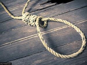 A woman constable hung herself to death in Ballia, UP.(HT FILE)
