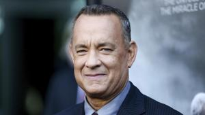 Tom Hanks will be the recipient of the Cecil B. DeMille Award at January's Golden Globes Awards.(AP)