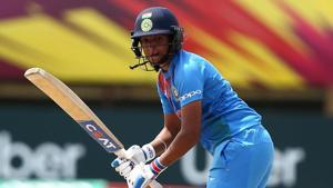 India T20I captain Harmanpreet Kaur(IDI via Getty Images)