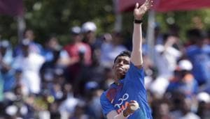 Navdeep Saini picked up 4 wickets with the ball(AP)
