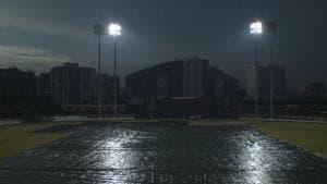 Picture of the stadium in Surat.(BCCI)