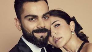 Anushka Sharma and Virat Kohli pose for new Instagram pictures.