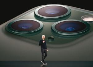 With three new iPhones and the next-gen Apple Watch and iPad, audience reacted as if the holy grail has finally been found
