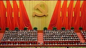 Next week China will celebrate the 70th anniversary of the founding of the People's Republic of China under the one-party rule of the Communist Party of China (CPC).(AFP FILE PHOTO.)