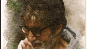 Amitabh Bachchan expressed his gratitude after he was honoured with Dadasaheb Phalke award.