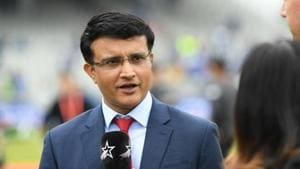 File image of Sourav Ganguly.(IDI via Getty Images)