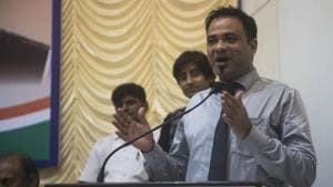 Kafeel Khan reiterated that he should be reinstated with due honour.(HT Photo/ Pratik Chorhe)