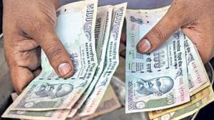 Earlier too, the government has taken the route of seeking interim dividend from the RBI to balance its account.(FILE PHOTO.)