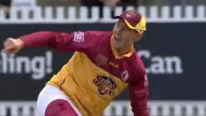Australian cricketer Marnus Labuschagne.(Twitter)