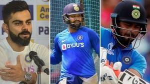 Ind vs SA: Rishab Pant dropped, Virat talks Rohit Sharma as opener