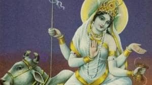 Navratri 2019: In various homes, the goddess is prayed to in the form of young girls, who are also referred to as kanjaks.
