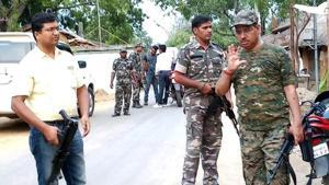 Kingpin of Jharkhand ambush surrenders