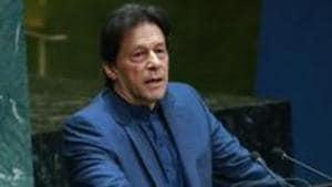Imran Khan, Pakistan's prime minister.(Bloomberg file photo)