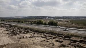 Archaeologists claim to discover ancient city near Israel
