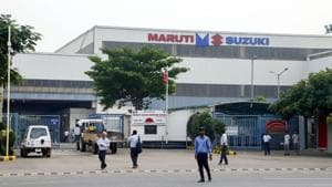Maruti cuts production for 8th straight month in September