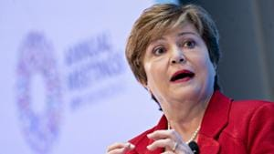 Kristalina Georgieva said it is a crisis where no one is immune and everyone has a responsibility to act.(Bloomberg)